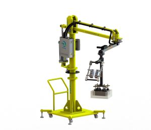 码垛机械手的低能耗和高效率降低......