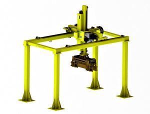 桁架机械手也称直角坐标机器人...